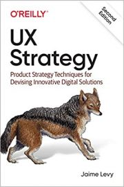 UX Strategy book cover