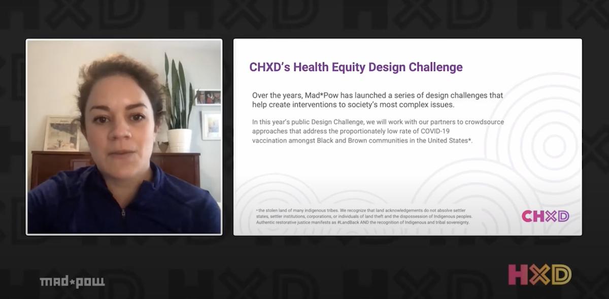 Design Challenge Introduction Slide