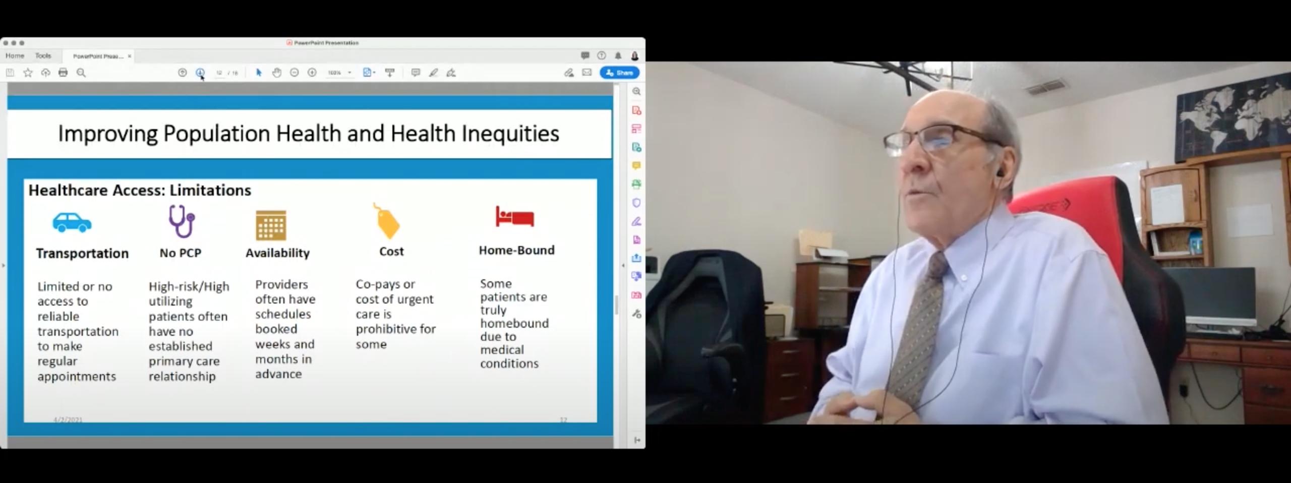 conference screenshot