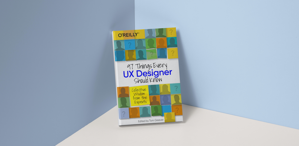 97 things every ux practitioner should know book cover